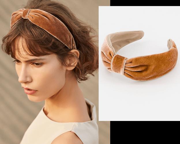Haar-Accessoires-Alexandre-de-Paris-haarreifen-braun-2